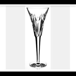 Waterford Crystal 2 Champagne Flutes